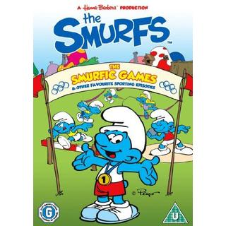 The Smurfs - The Smurfic Games and Other Favourite Sporting Episodes [DVD]